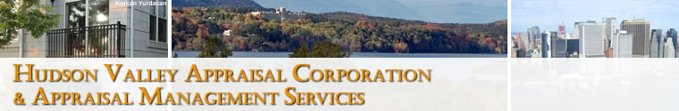 Hudson Valley Appraisal Corporation & Appraisal Management Services